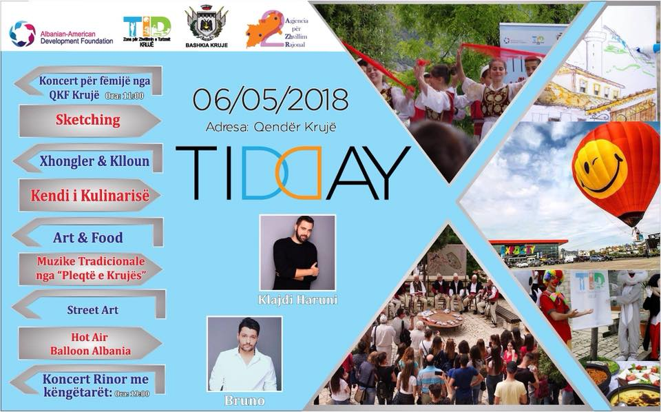 TID DAY POSTER