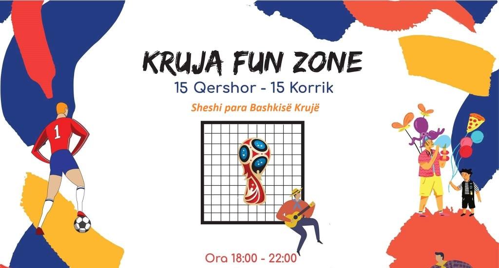 Kruja Fun Zone